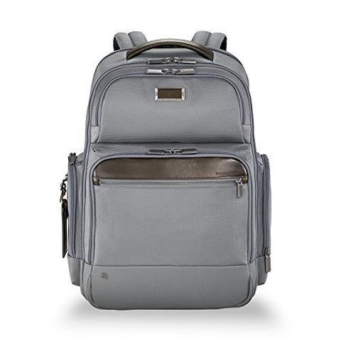 Briggs & Riley @Work Large Cargo Backpack, Gray