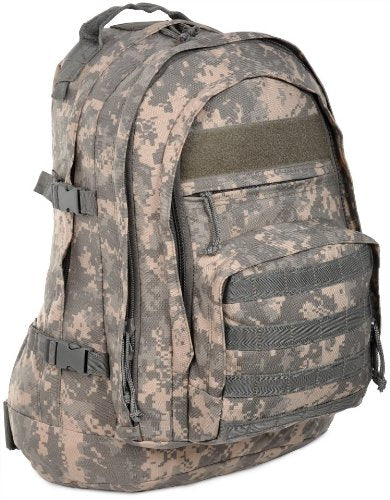 Sandpiper of California Three Day Pass Backpack (ACU Camo, 20x14.5x8.5-Inch)