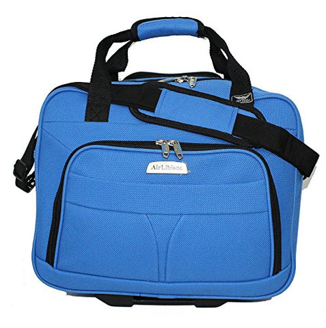 "Alaska Airlines Rolling Personal Item Laptop Under Seater16""X15""X7"""