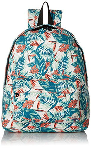 Roxy Women'S Sugar Baby Canvas Printed Backpack