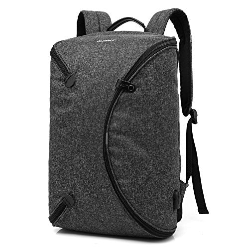 Coolbell 15.6 Inch Laptop Backpack Bag With Usb Charging Port / Personalized Foldable Travel