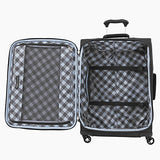 "Travelpro Maxlite 5 | 4-Pc Set | Carry-On Rolling Garment, 25"" & 29"" Exp. Spinners With Travel"