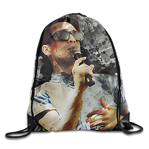 Panic! At The Disco Drawstring Backpack Sport Bag