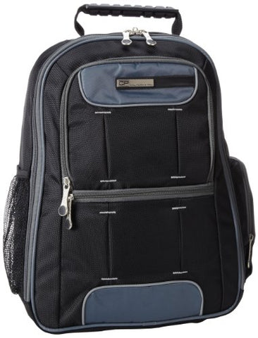 California Pak Luggage Orbit, 18 Inch, Black