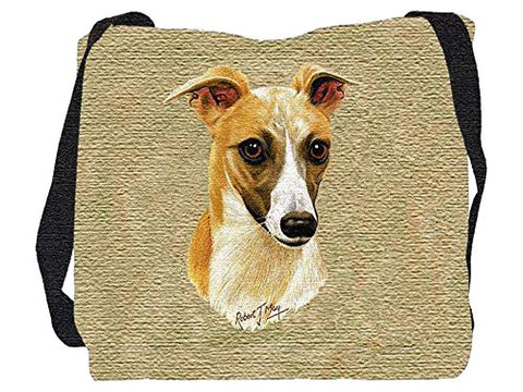 Whippet Tote Bag - 17 X 17 Tote Bag