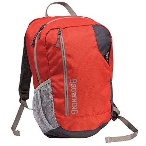 Browning Day Pack (Antique Orange/Grey)