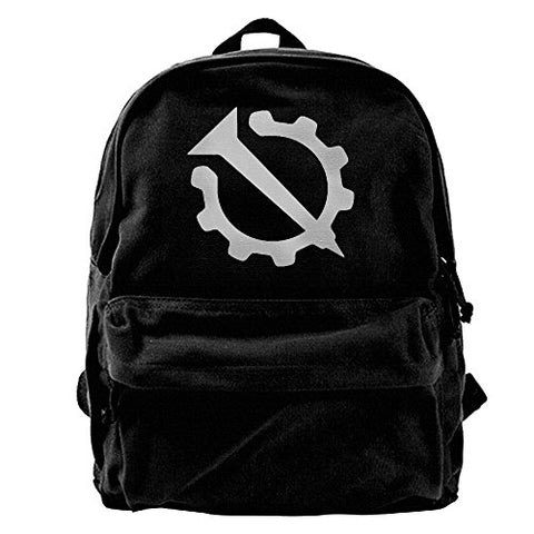 Evelyn C. Connor Nail And Gear - Hello Internet Canvas Shoulder Backpack Latest Running Backpack