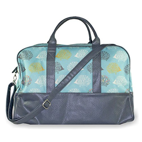 Capri Designs - Sarah Watts Weekender Duffel Bag (Hedgehog)