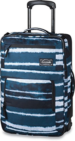Dakine Carry on Roller Luggage Bag, 40l, Resin Stripe