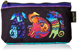 Laurel Burch Cosmetic Bag, Dog and Doggies, Set of 3
