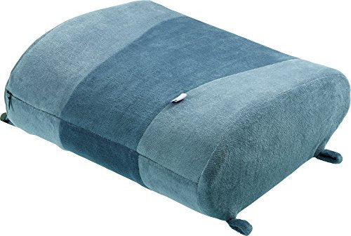 Design Go Memory Foam Lumbar Support, Grey