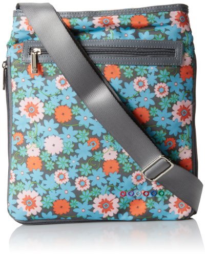 J World New York Cush Tablet Carrying Case, Blossom, One Size