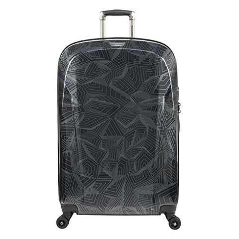 Ricardo Beverly Hills Spectrum 28-Inch 4-Wheel Spinner Luggage, Black