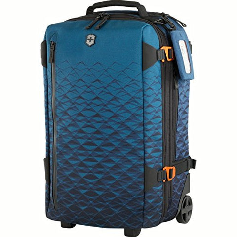 Victorinox Vx Touring Wheeled 2-In-1 Backpack Carry On, Dark Teal