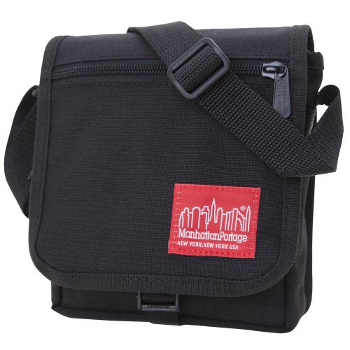 Manhattan Portage East Village Bag, Black, One Size