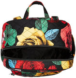 Vera Bradley Leighton Backpack, Havana Rose