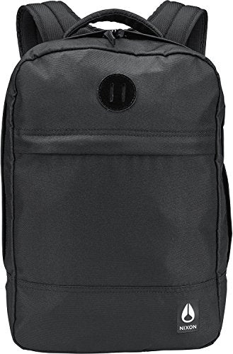 Nixon Beacons Backpack 2, All Black, One Size