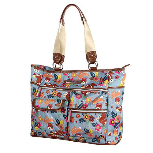 Lily Bloom Satchel (One Size, Trees Company)
