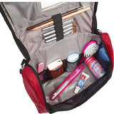 eBags Portage Large Toiletry Kit and Cosmetics Bag - (Raspberry)