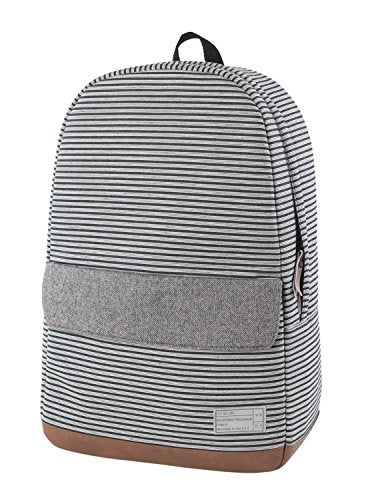 HEX Echo Laptop Backpack (Stripe/Grey Denim - HX1840-STGD)
