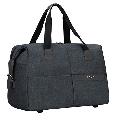 "On Sale- S-Zone 17"" Carry On Lightweight Small Weekender Duffel Bag Travel Size Sports Durable"