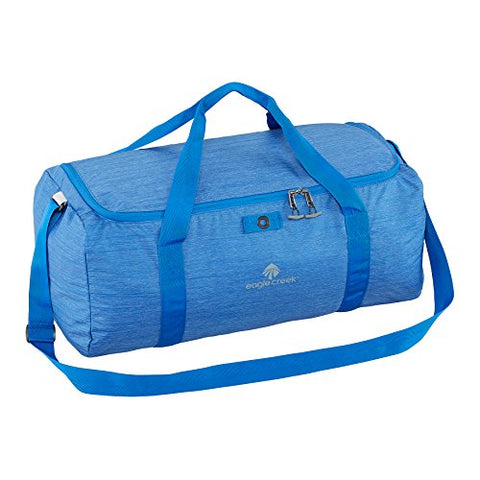 Eagle Creek Packable Duffel Bag, Blue Sea, One Size