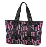 Sydney Love Fuchsia Golf East West Travel Tote,Multi,One Size
