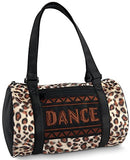 Jungle cat duffel