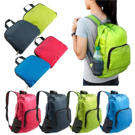 Foldable Lightweight Waterproof Travel Backpack Hiking Bag Outdoor Camping Sports Hiking Folding