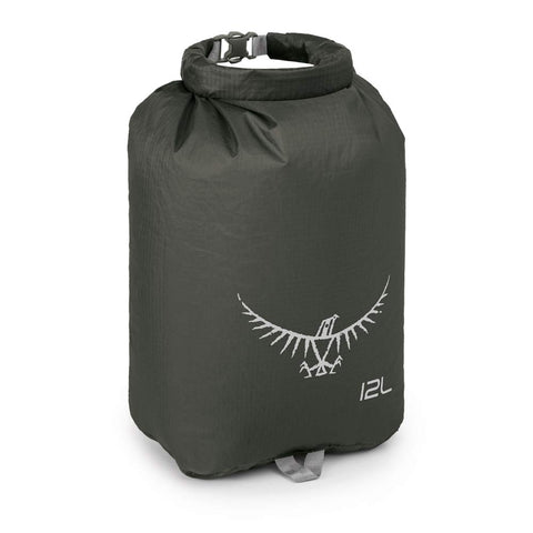 Osprey UltraLight 12 Dry Sack, Shadow Grey, One Size