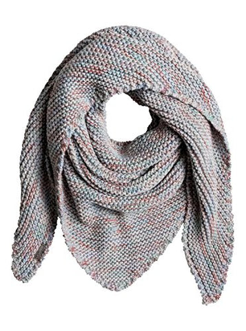 Roxy Womens Roxy Valentine'S Day - Scarf - Women - One Size - Grey Heritage Heather One Size