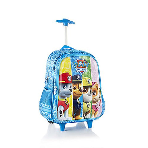 Heys America Unisex Nickelodeon Paw Patrol Kids Travel Bag Blue Handbag