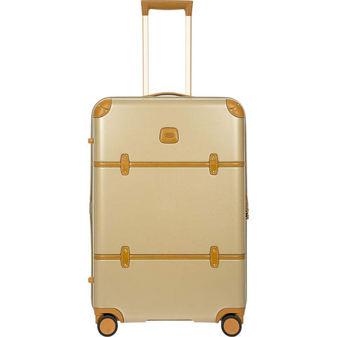 Bric'S Bellagio 2.0 Ultra Light 32 Inch Extended Trip Extra Large Spinner Trunk, Gold