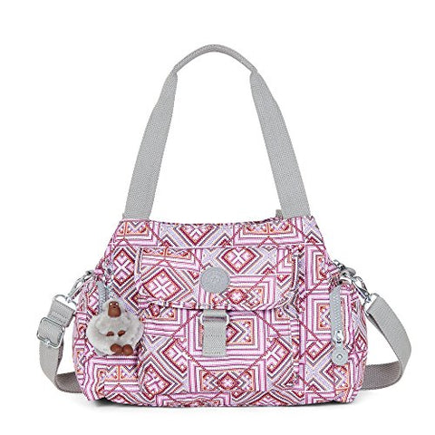 Kipling Women'S Felix Printed Handbag One Size Splashy Maze