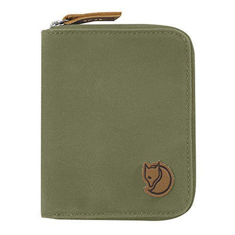 Fjallraven - Zip Wallet, Green
