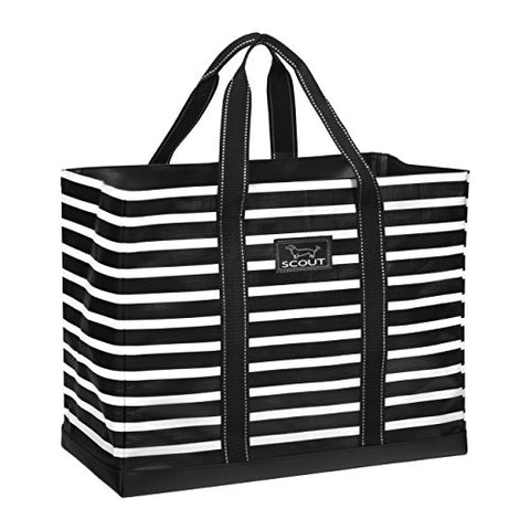 SCOUT Original Deano Large Tote Bag, Fleetwood Black