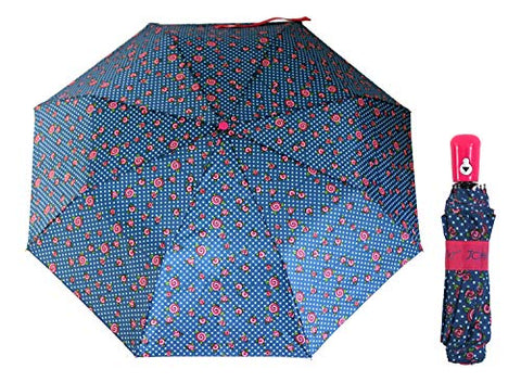 Betsey Johnson Umbrella Dotty Rose