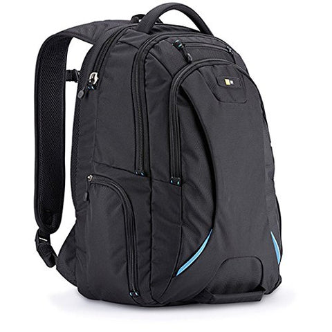 "Case Logic 15.6"" Laptop + Tablet Backpack (Black)"
