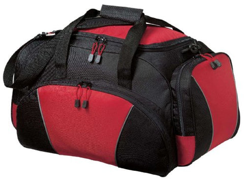 Port & Company - Metro Duffel. >> One Size,Red