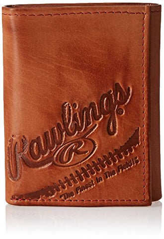 Rawlings Men'S Fielder'S Choice Trifold, Tan 1