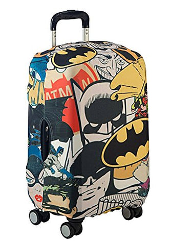 Dc Comics Batman Suitcase Protector Luggage Sleeve