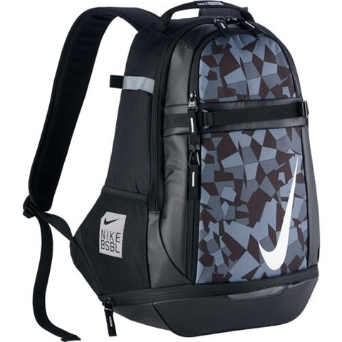 Nike Vapor Select 2.0 Graphic Backpack Black/White BA5357-010