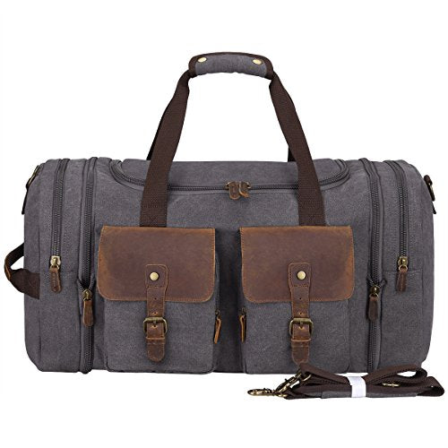 Roaring Dinosaurs Travel Carry-on Luggage Weekender Bag Overnight Tote Flight Duffel In Trolley Handle