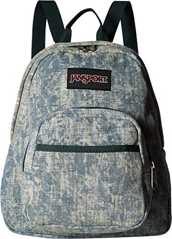 Jansport Unisex Half Pint Fx Laser Wash Denim One Size