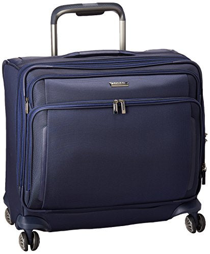 Samsonite Silhouette Xv Softside Medium Glider Case, Twilight Blue