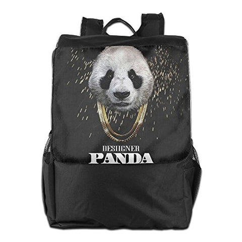Desiigner Panda Mens&womens Lightweight Backpack Gym Bag For Book
