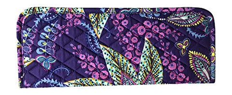Vera Bradley Curling & Flat Iron Cover (Batik Leaves)