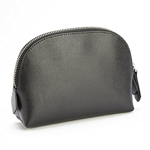 803e313229d3 Royce Leather Luxury Travel Cosmetic Makeup Bag In Italian Saffiano Leather,  .
