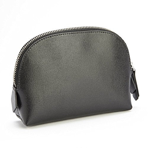 6323d85c554a Royce Leather Luxury Travel Cosmetic Makeup Bag In Italian Saffiano Leather