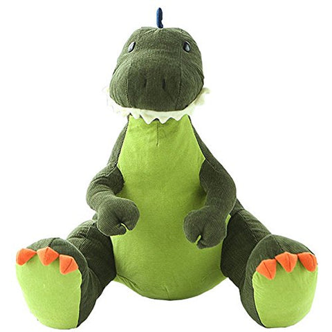Berchirly Cute Dinosaur Plush Toy Backpack for Babys